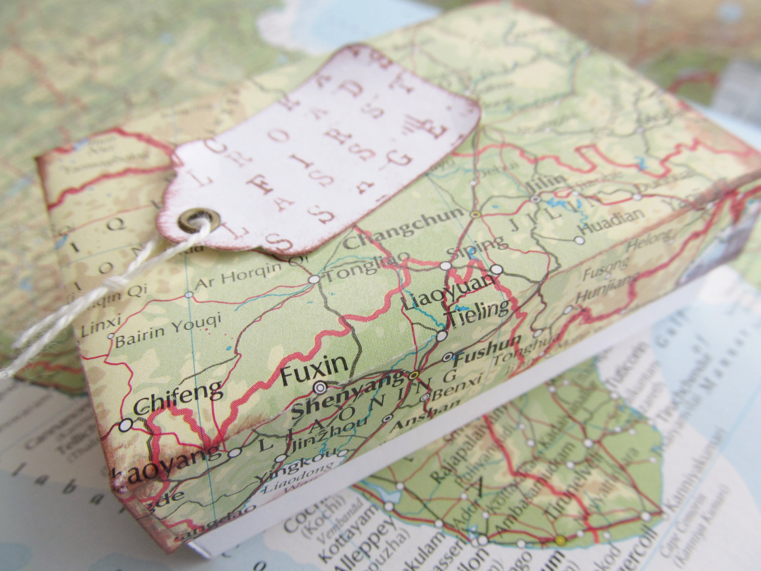 3 Reasons Custom designed Maps are the Best Gift Ever! - Great River ...