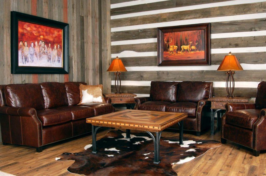 wonderful western living room furniture | cool-western-themed-home-decor-decoration-idea-luxury ...