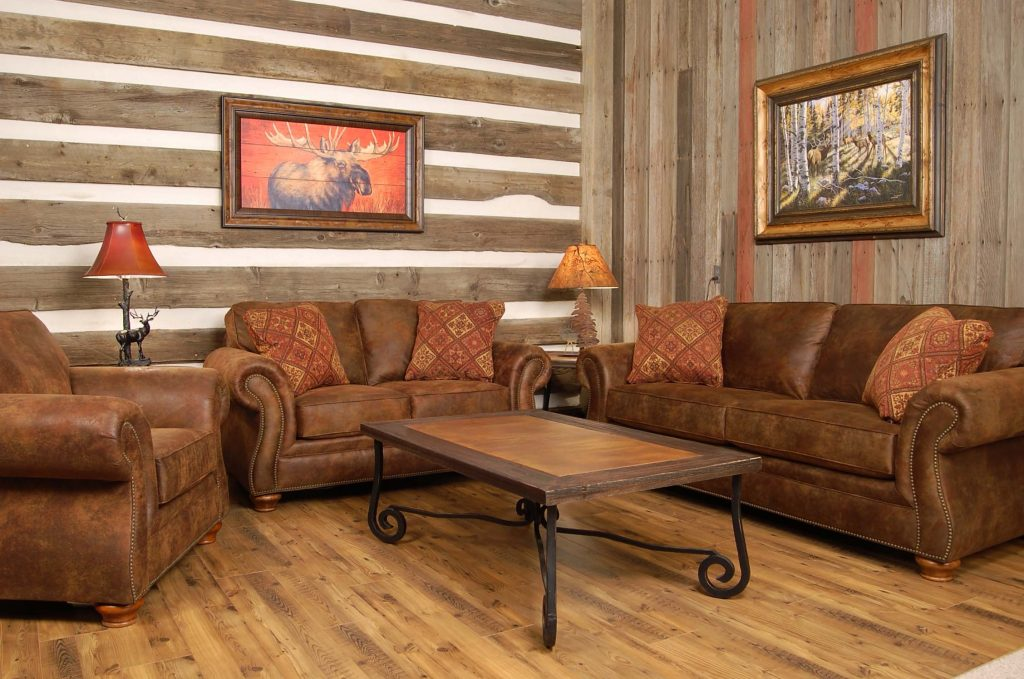 cool western style living room | western-themed-home-decor-home-style-tips-beautiful-at ...